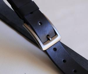 Ремень из ременной кожи 35 мм Кожа: Ременная кожа