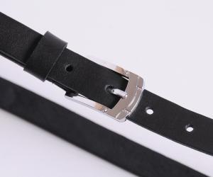 Ремінь шириною 20 мм Шкіра: Ремінна шкіра