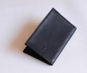 Обкладинка на паспорт id- формату Шкіра: Крейзі хорс