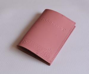 Обкладинка на паспорт  Шкіра: кайзер