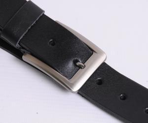 Ремень шириной 35 мм Кожа: Ременная итальянская кожа