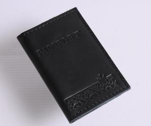 Обложка на права формата ID-карточки Кожа: Краст