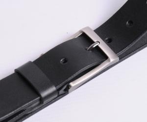 Ремень шириной 35 мм Кожа: Ременная кожа