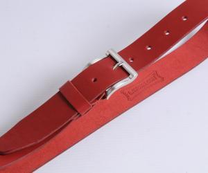 Ремінь шириною 35 мм Шкіра: Ремінна шкіра