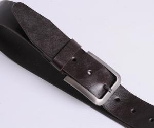 Ремінь шириною 40 мм Шкіра: Ремінна шкіра італійська