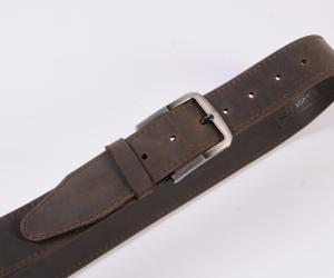 Ремінь шириною 40 мм Шкіра: Крейзі хорс