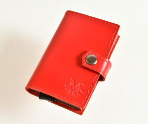 "Картхолдер з захистом RFID ""Бонд"" Шкіра: кайзер"