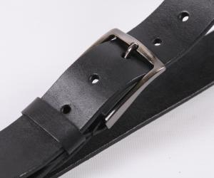 Ремень шириной 40 мм Кожа: Ременная кожа